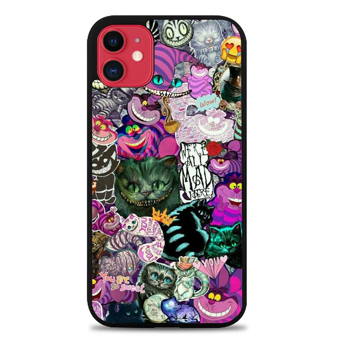 Alice in Wonderland O7098 iPhone 11 Cover Cases