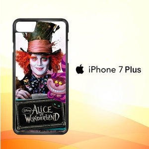 Alice in Wonderland Y3083a iPhone 7 Plus Cover Cases