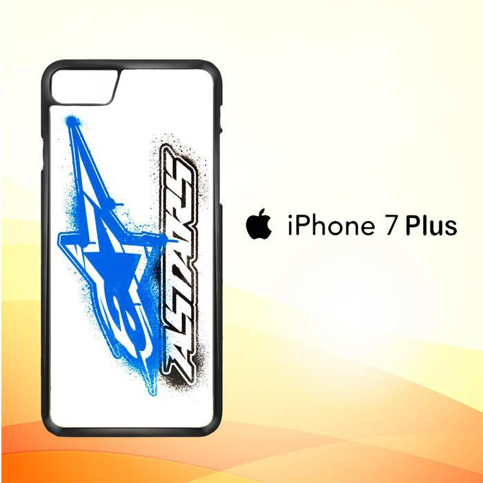 Alpinestars Blue White Z4748 iPhone 7 Plus Cover Cases