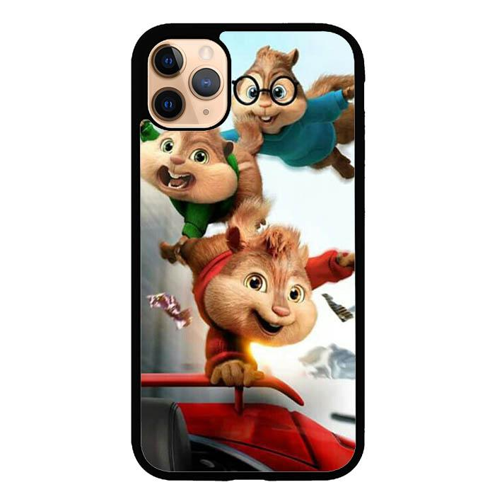 Alvin And The Chipmunks B0510 iPhone 11 Pro Cover Cases