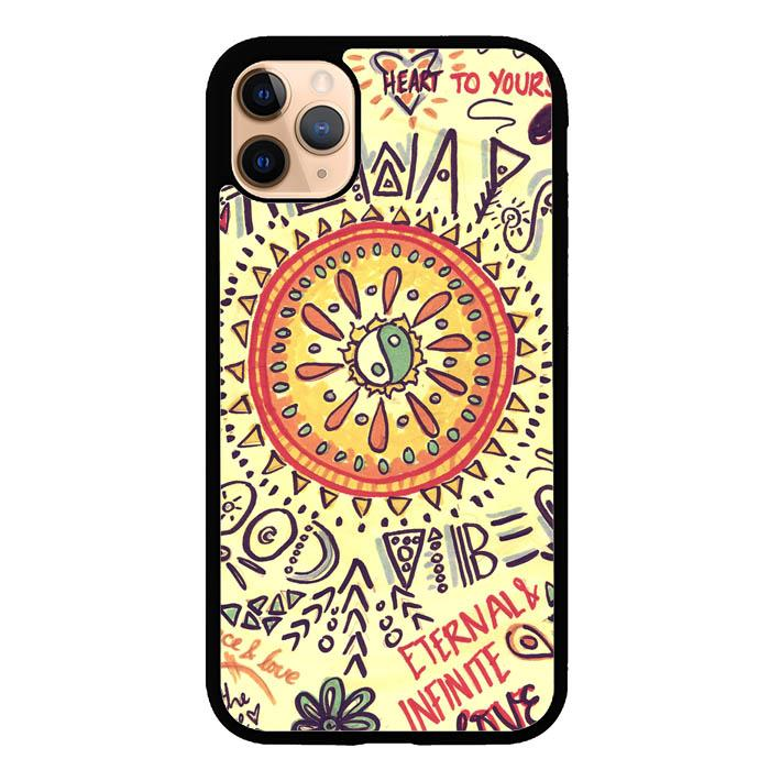 American Hippie Psychedelic L1340 iPhone 11 Pro Case