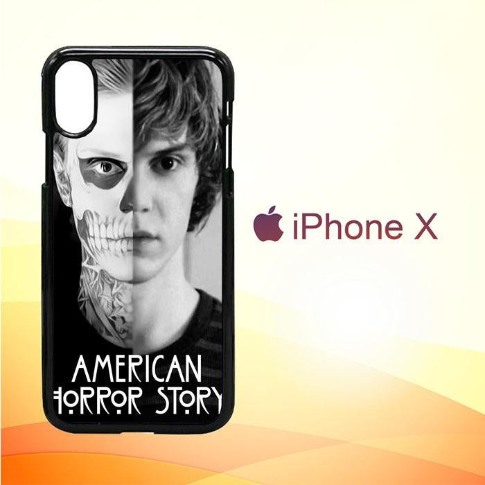 American Horror Story Skull Tate V1404 iPhone X | iPhone XS Premium Cover Cases