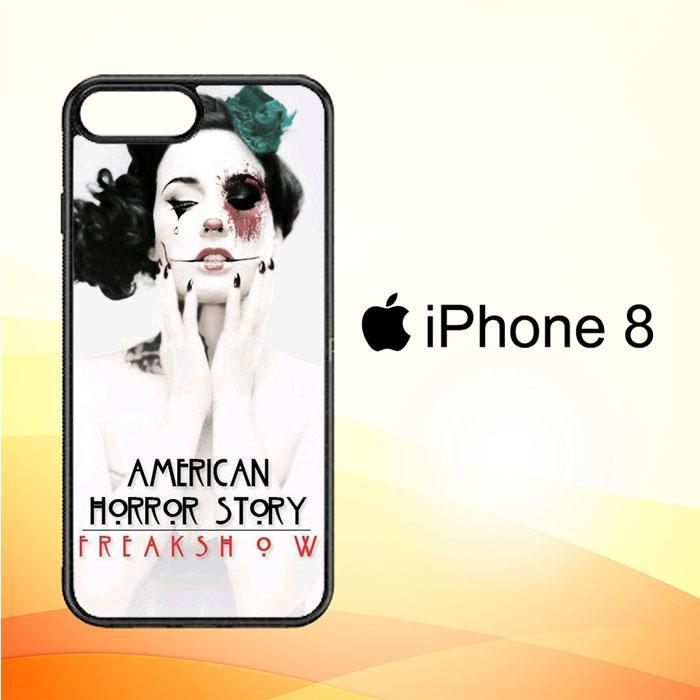 American Horror Story Y0346 iPhone 8 Cover Cases
