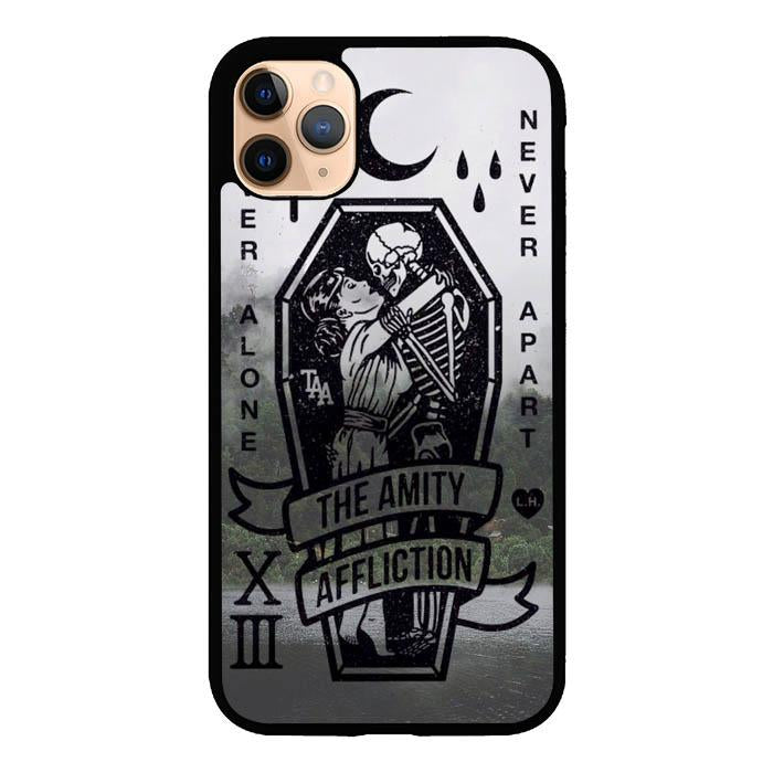 Amity Affliction Band L1344 iPhone 11 Pro Max Case
