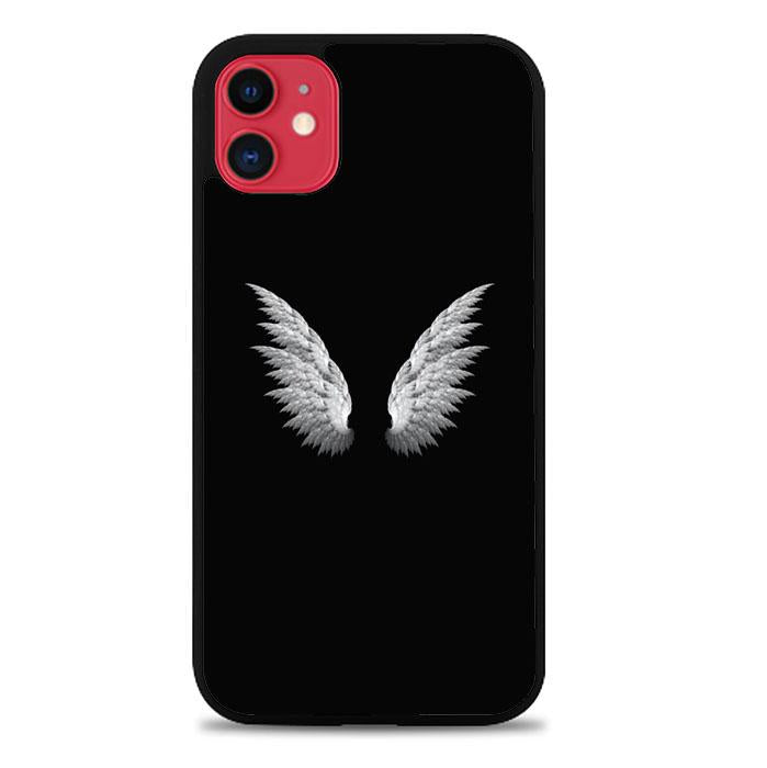 Angel Wings S0537 iPhone 11 Case