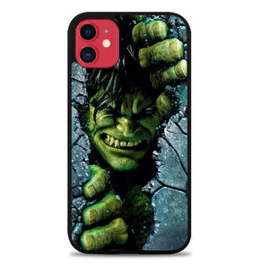 Angry Hulk X8079 iPhone 11 Case