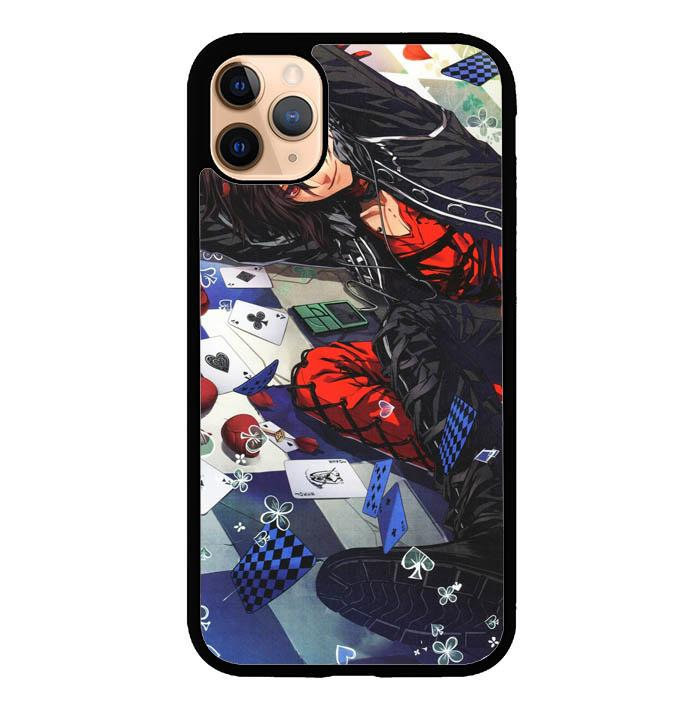 Anime Boys Card O1226 iPhone 11 Pro Case