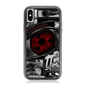 Anime Naruto Sharingan X4954 iPhone XS Max Case