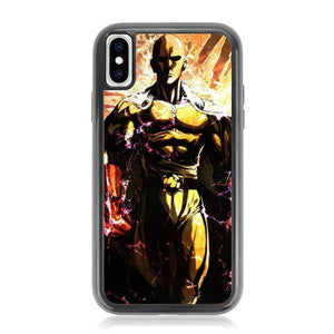 Anime One Punch Man FJ0810 iPhone XS Max Case