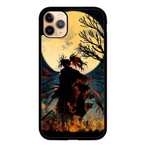 Anime dororo Samurai Z4414 iPhone 11 Pro Case