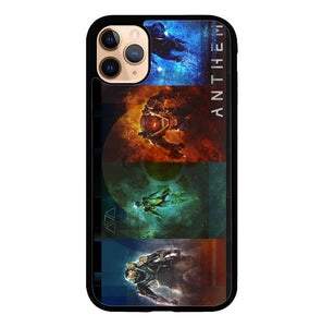 Anthem Game Z4318 iPhone 11 Pro Case