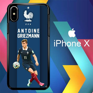 Antonie Griezmann France J0578 iPhone X | iPhone XS Premium Cover Cases