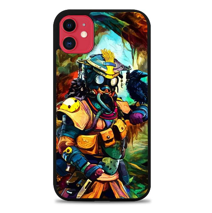 Apex Legends Colourful Character O7104 iPhone 11 Cover Cases
