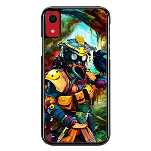 Apex Legends Colourful Character O7104 iPhone XR Cover Cases