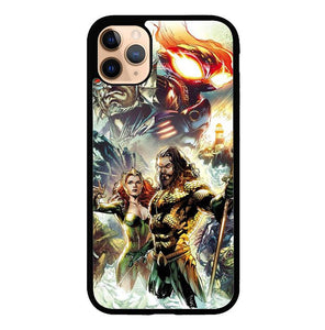 Aquaman Art L2867 iPhone 11 Pro Case