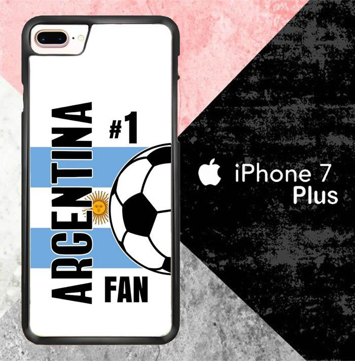 Argentina 2018 Russia Soccer Games L2552 iPhone 7 Plus Cover Cases