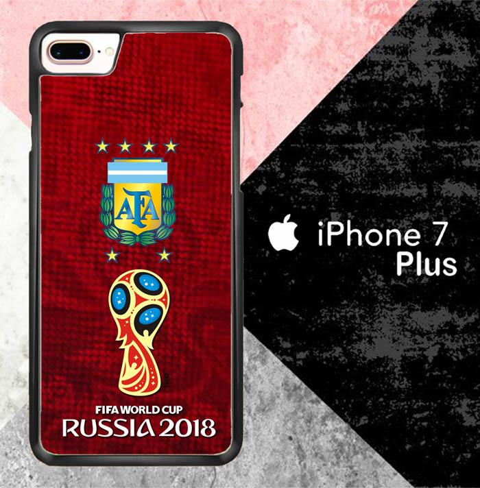 Argentina Fifa World Cup 2018 O4046 iPhone 7 Plus Cover Cases