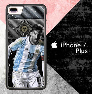 Argentina Lionel Messi Fifa O4051 iPhone 7 Plus Cover Cases