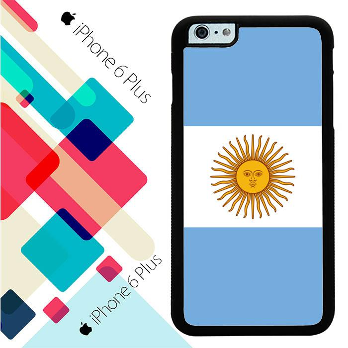 Argentina World Cup Russia Participan J0553 iPhone 6 Plus Cover Cases