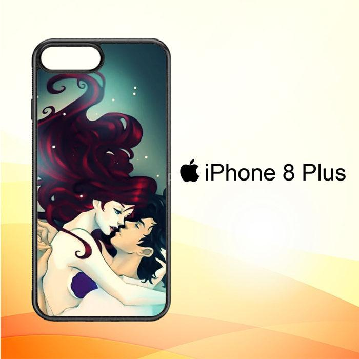 Ariel Eric Kiss WALLPAPER Y1415 iPhone 8 Plus Cover Cases