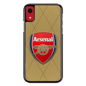 Arsenal FC Logo P1329 iPhone XR Cover Cases