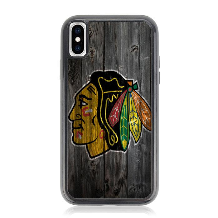 Chicago Blackhawks Z4857 iPhone XS Max Case