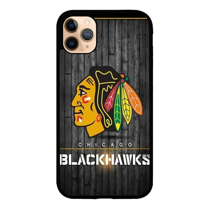 Chicago Blackwaks FF0369 iPhone 11 Pro Max Cover Cases