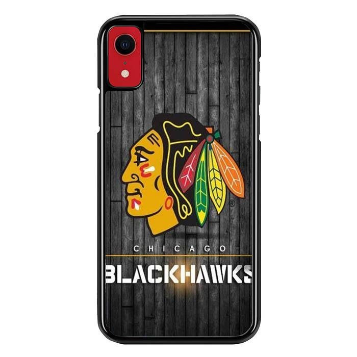 Chicago Blackwaks FF0369 iPhone XR Cover Cases