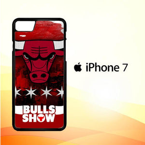 Chicago Bulls W3128 iPhone 7 Cover Cases