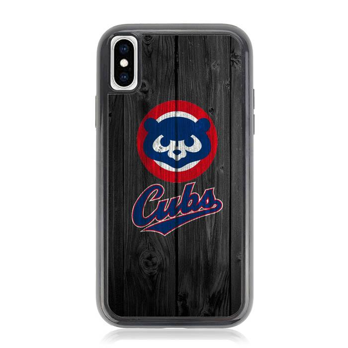 Chicago Cubs Logo X5922 iPhone XS Max Case
