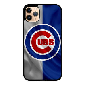 Chicago Cubs Logo X9268 iPhone 11 Pro Max Case