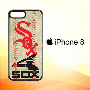 Chicago White Sox Z3121 iPhone 8 Cover Cases