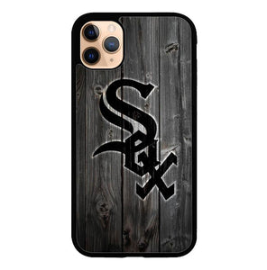 Chicago White Sox wood Z4127 iPhone 11 Pro Case