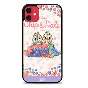 Chip & Dale FF0159 iPhone 11 Cover Cases