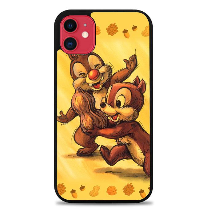 Chip n Dale Childhood Memories F0392 iPhone 11 Case