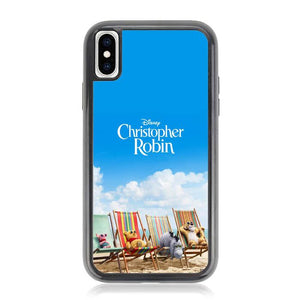 Christopher Robin in The Sea L2769 iPhone XS Max Case