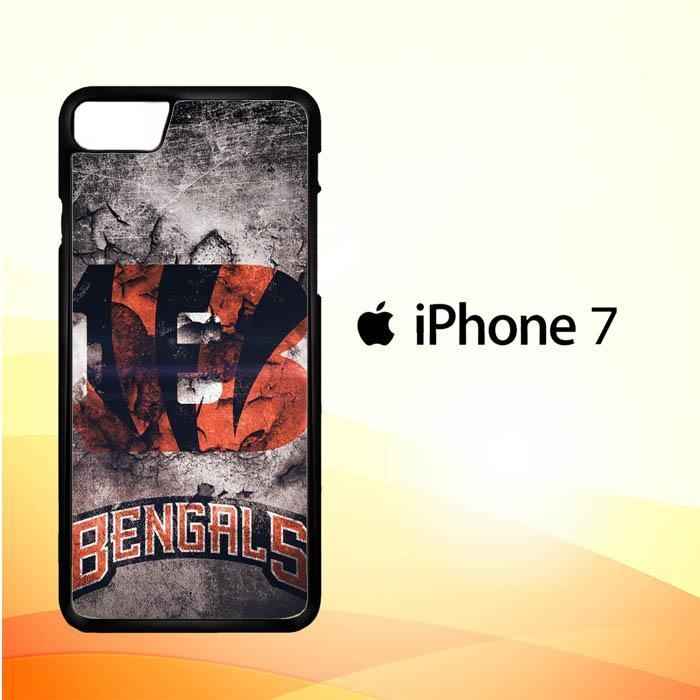 Cincinnati Bengals Logo Z4861 iPhone 7 Cover Cases