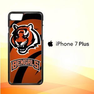 Cincinnati Bengals W3021 iPhone 7 Plus Cover Cases