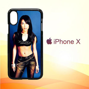 aaliyah Y0238 iPhone X | iPhone XS Premium Cover Cases