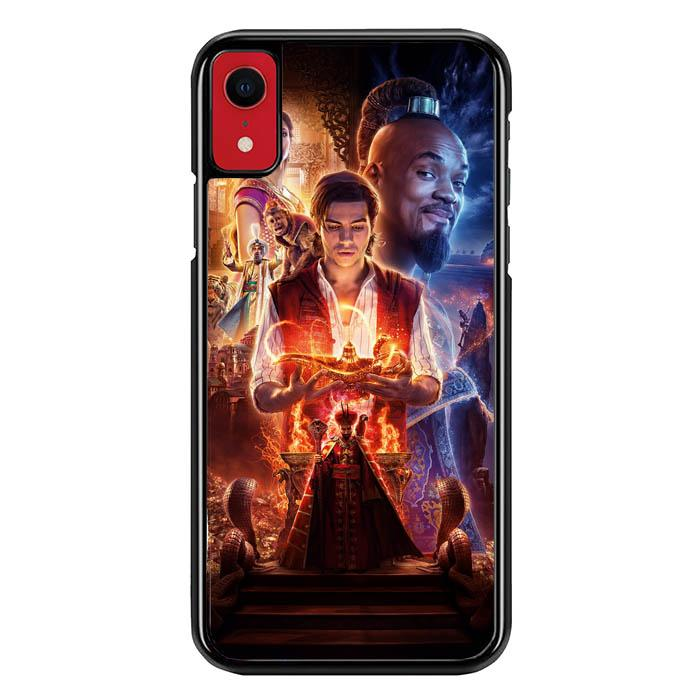 aladdin movie Z4866 iPhone XR Cover Cases