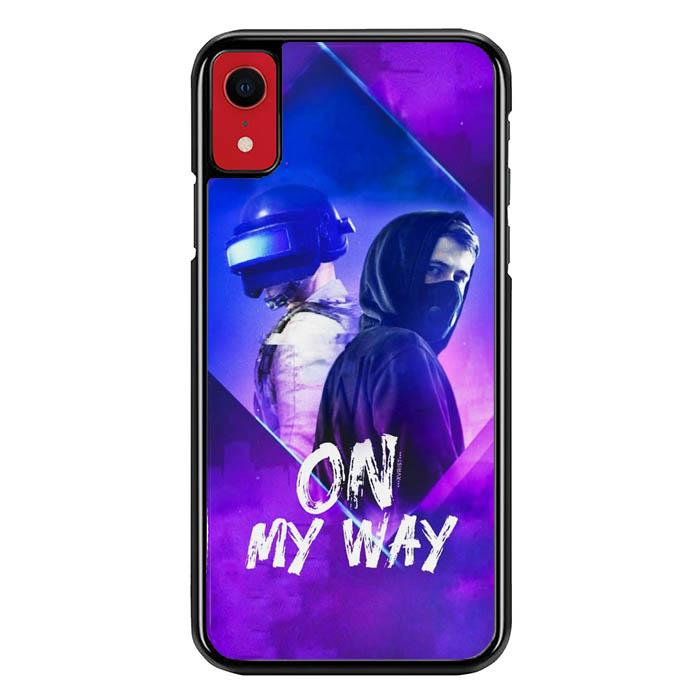 alan walker W8968 iPhone XR Cover Cases