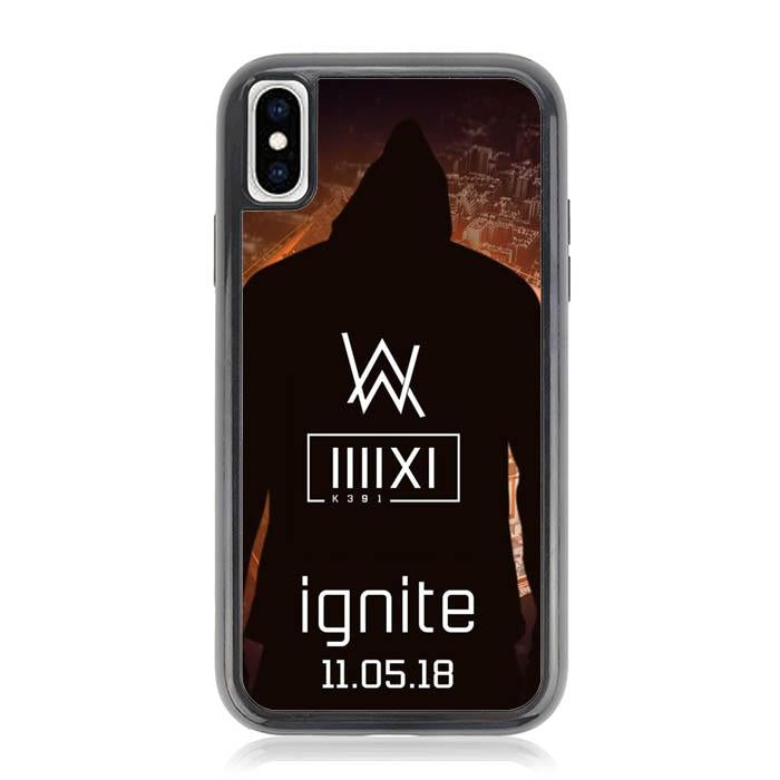 alan walker darkside W8558 iPhone XS Max Case