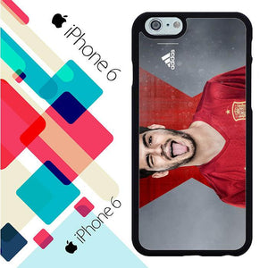 alvaro morata spain fifa world cup Z7053 iPhone 6 | 6S Cover Cases