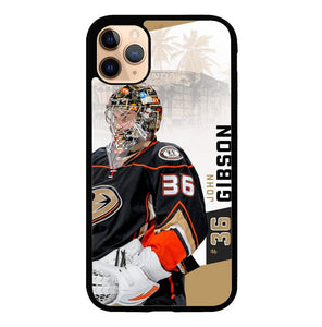 anaheim ducks W8770 iPhone 11 Pro Case