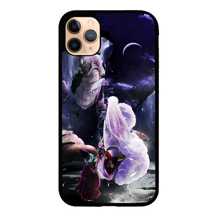 anime sesshomaru ART Y1501 iPhone 11 Pro Max Case