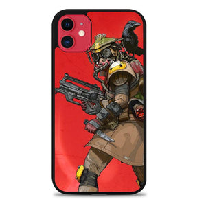 apex legends bloodhound Z4207 iPhone 11 Case