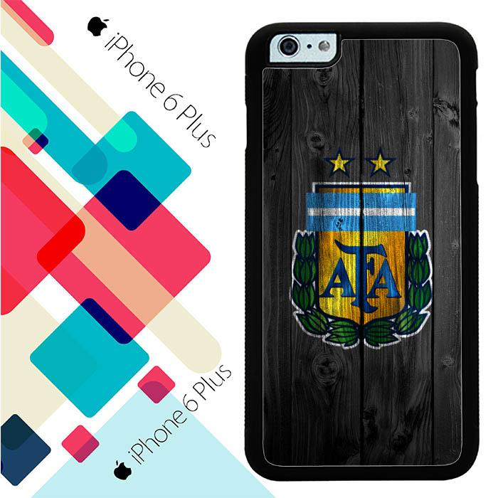 argentina logo X7055 iPhone 6 Plus Cover Cases