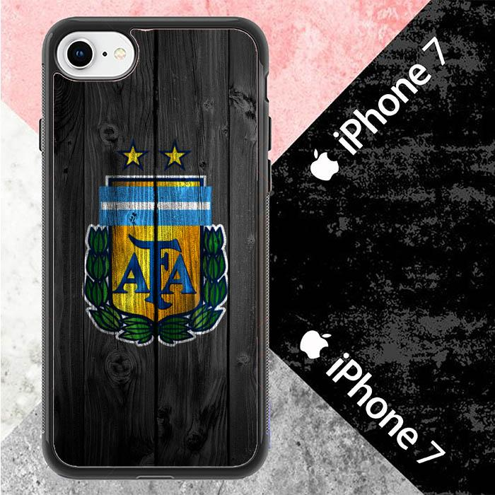 argentina logo X7055 iPhone 7 Cover Cases