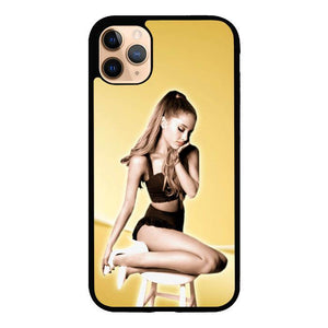 ariana grande gold L0588 iPhone 11 Pro Max Case