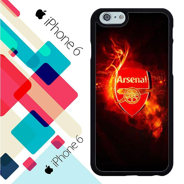 arsenal football W0043 iPhone 6 | 6S Cover Cases